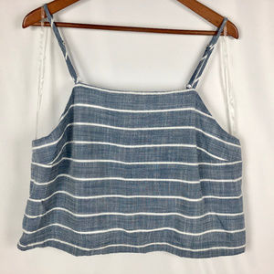 Universal Thread Crop Top with Tuliip Back